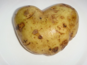 The Irish Love Potatoes