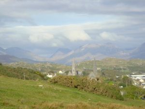 CLIFDEN, COUNTY GALWAY