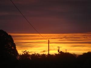 Accidental Sunrise