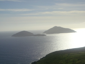 THE SKELLIGS, CO KERRY